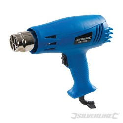 DIY HOT AIR GUN 1500W EU - 1500W EU