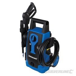 1400W Pressure Washer 105bar - EU - 105bar Max EU