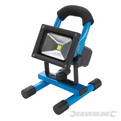 LED Rechargeable Site Light with USB (EU) - 10W EU