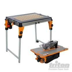 TWX7 Workcentre & Contractor Saw Module Kit - TWX7CS1EU