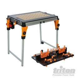 TWX7 Workcentre & Router Table Module Kit - TWX7RT1EU
