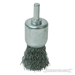 Steel End Brush - 24mm
