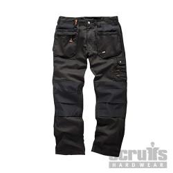 Worker Plus Trouser Black - 28S