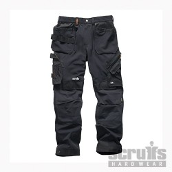 Pro Flex Plus Holster Trousers Black - 30R