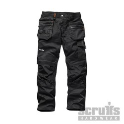 Trade Flex Trouser Black - 34R