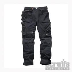 Pro Flex Plus Holster Trousers Black - 34R