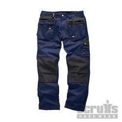 Worker Plus Trouser Navy - 34R