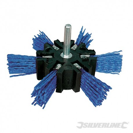 Filament Flap Brush - 100mm Fine