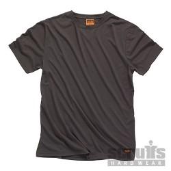 Worker T-Shirt Graphite - L