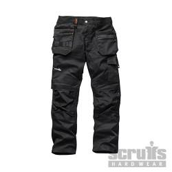 Trade Flex Trouser Black - 32S