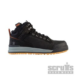 Switchback Safety Boot Black - Size 10.5 / 45