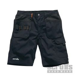 Trade Flex Holster Shorts Black - 40W