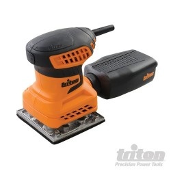 200W Orbital Palm Sander 1/4 Sheet - TQTRSS UK