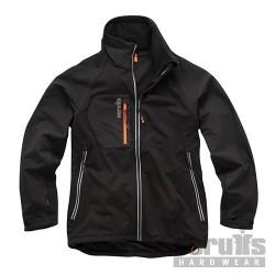 Trade Flex Softshell Jacket Black - M