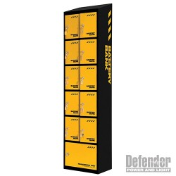 Battery Bank 11 Door 16A - 230V