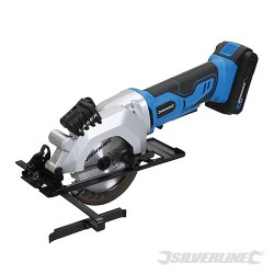 18V Mini Circular Saw 115mm - 18V