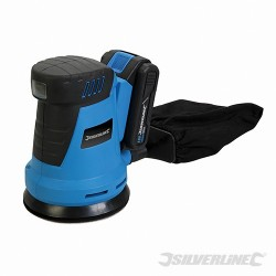 18V Random Orbit Sander 125mm - 18V