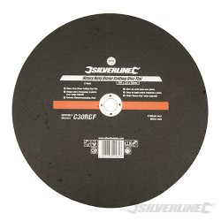 Heavy Duty Stone Cutting Disc Flat - 300 x 3.5 x 20mm